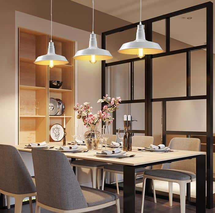 ... Osvald Pendant Lamp White Dining Lamp ...
