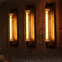 Bermuda Triangle Pencil Wall Light - trio