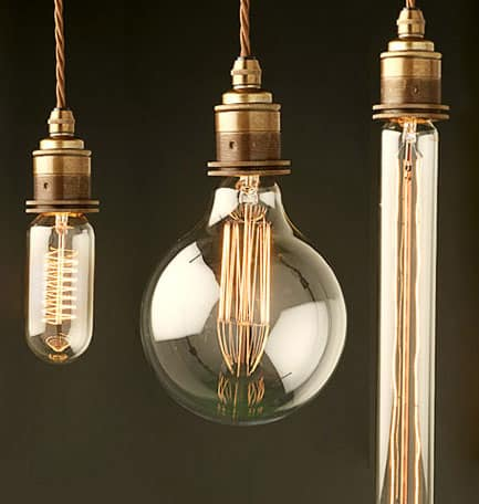 Tungsten Edison Bulbs Incandescent