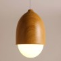 Acorn Hanging Lamp - long