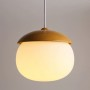 Acorn Hanging Lamp - round small top
