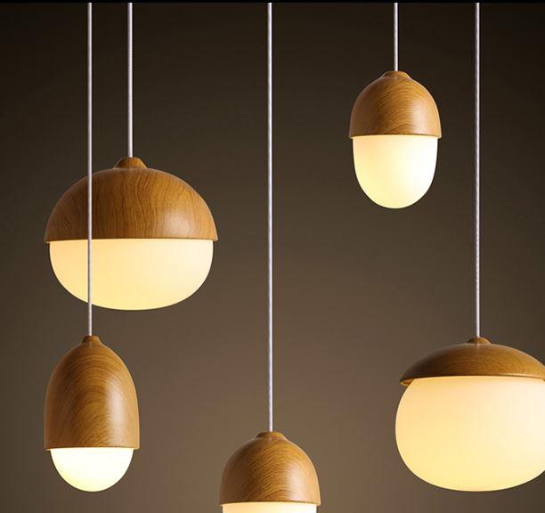 Marten Acorn Hanging Lamp