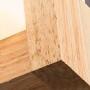Candy Holder Wooden Hanging Lamp- details 2