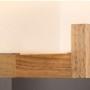Candy Holder Wooden Hanging Lamp- details 3