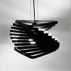 Dorotea DNA Hanging Lamp- Black