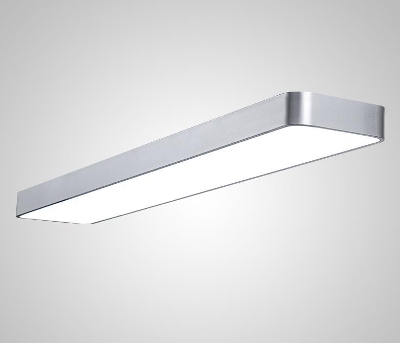 G 214 Ran Smooth Edge Case Minimalist Ceiling Light