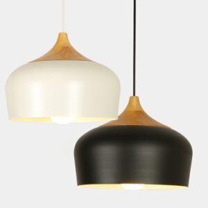 Ragnvald Modern Chestnut Pendant Lamp