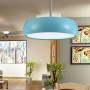 Smooth Tire Hanging Lamp -blue