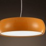 Smooth Tire Hanging Lamp -orange
