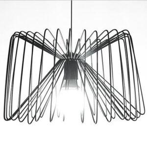 Mari volcanic web lamp