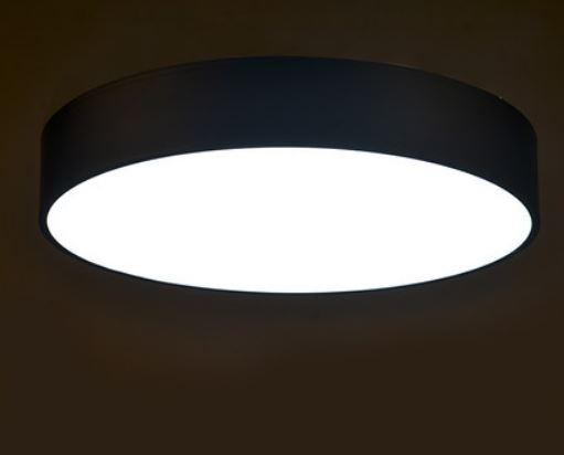 Pontus Aubergine Slice Ceiling Lamp