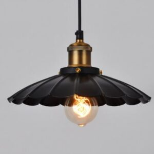 Black Swan Ballerina Lamp - front
