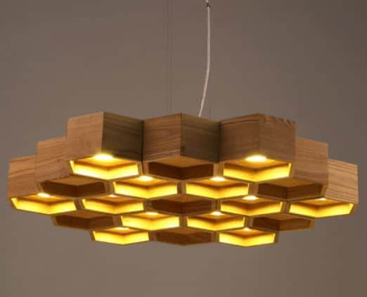 VILHELM Honeycomb Hanging Lamp