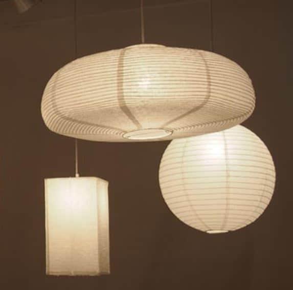 Yuturo Asian Style Lantern Lamp