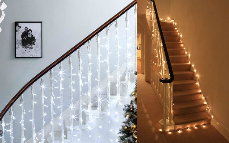 10 Creative Ways To Use String Lights To Dress Up Your
