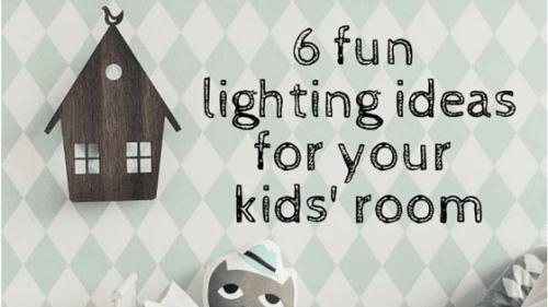 6 funlighting ideas