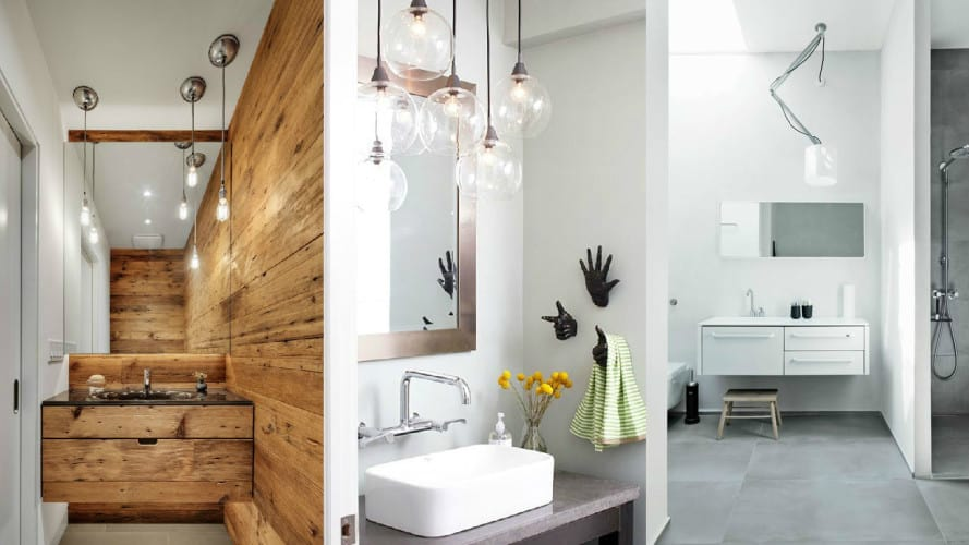8 ways to brighten up an enclosed bathroom screed 10776