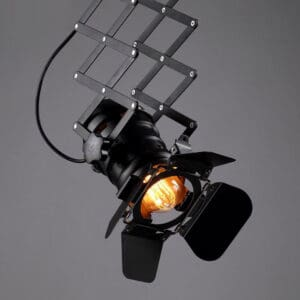 RASMUS Lights Camera Action Lamp extendable
