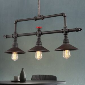 Ceiling Pipeline Lamp-table