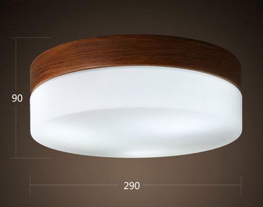 Crème Brûlée Ceiling Lamp Measurement 2