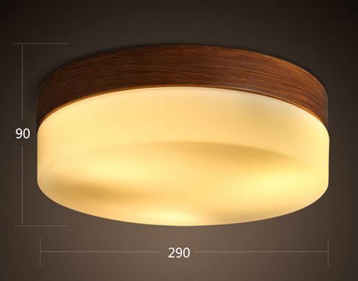 Crème Brûlée Ceiling Lamp Measurement