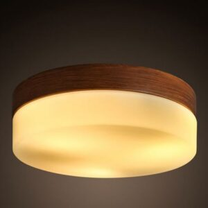 Crème Brûlée Ceiling Lamp- front