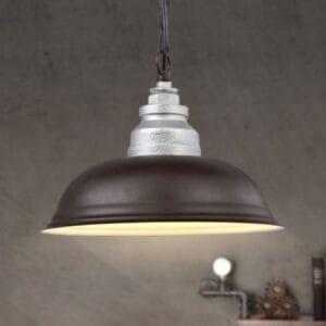 WIEBKE Rustic Diecast Lamp