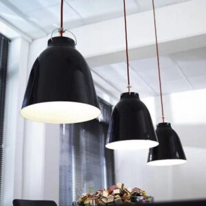Gudrun Lamp Black