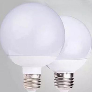 Led G80 G95 White Tinted Round Bulb