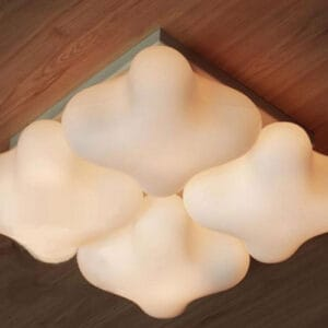 HELMER Fluffy Clouds Ceiling Lamp