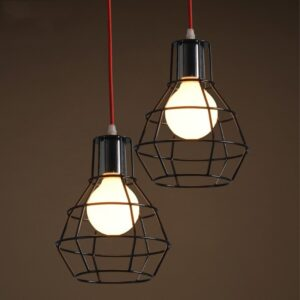 iron-mesh-ceiling-lamp-2-sets