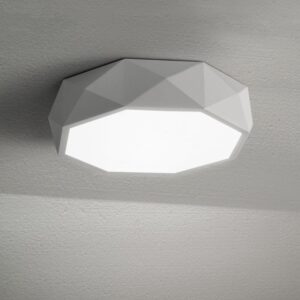 creative-geometry-ceiling-light-white-setup