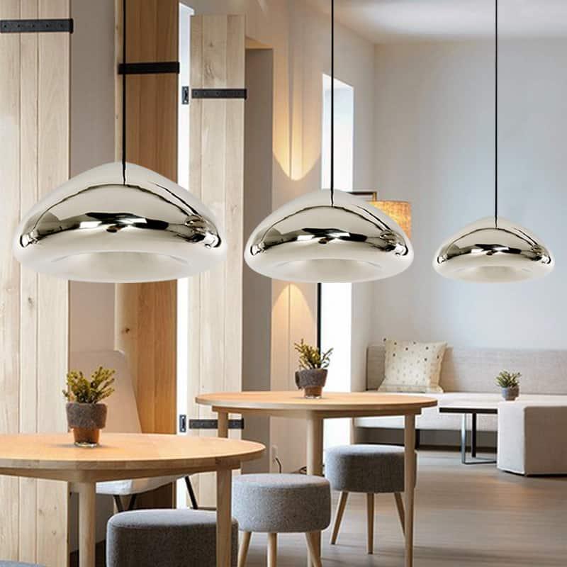 Durante Flying Saucer Pendant Lamp