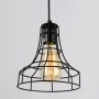 Klemon Wire Cage Pendant Lights model A