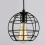 Klemon Wire Cage Pendant Lights model E