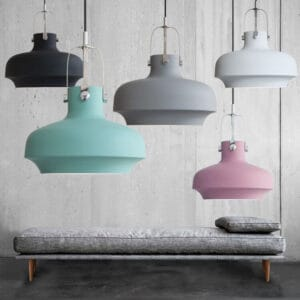 Copenhagen Design Pendant Light Color Option