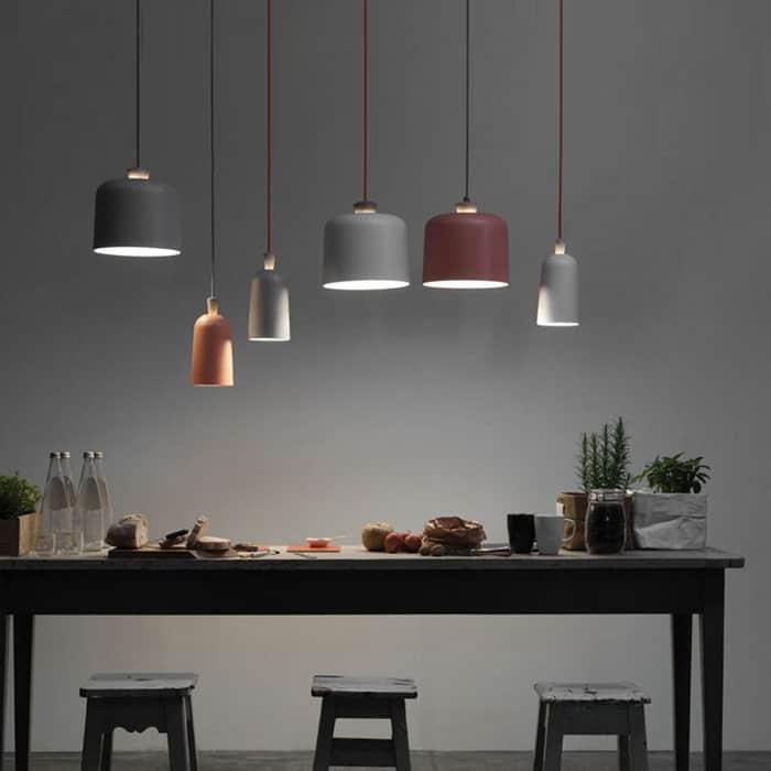 adrian scandi sleek dome lamp. Black Bedroom Furniture Sets. Home Design Ideas