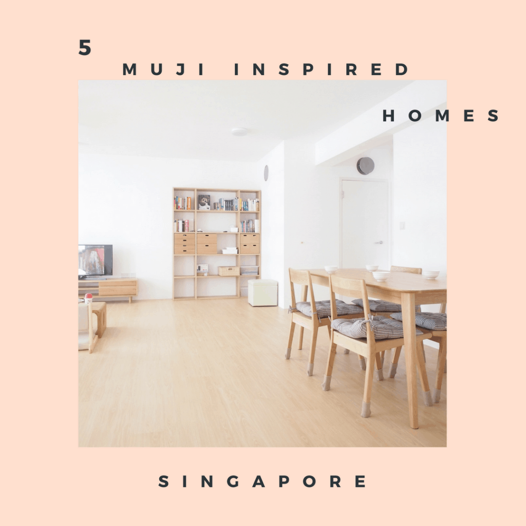 5 Japanese Minimalist Homes in Singapore that scream Muji