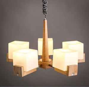Eleonor Candy Jar Multiple Head Hanging Lamp