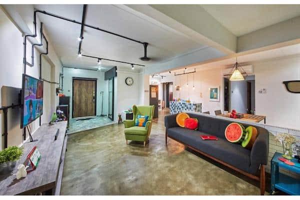 Jurong west hdb bto interior design