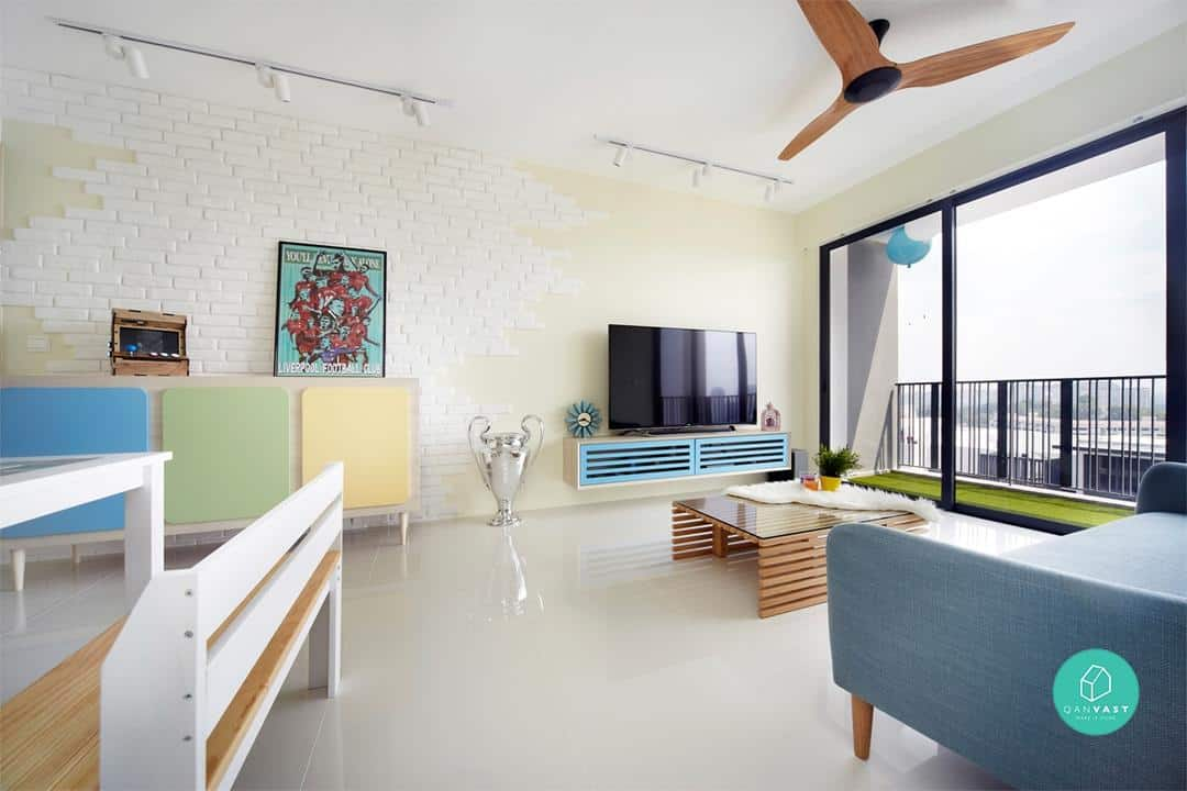 Singapore hdb bto interior design