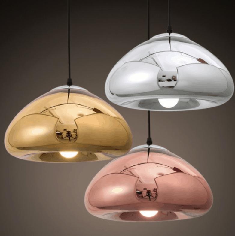 deranged flying saucer lamp