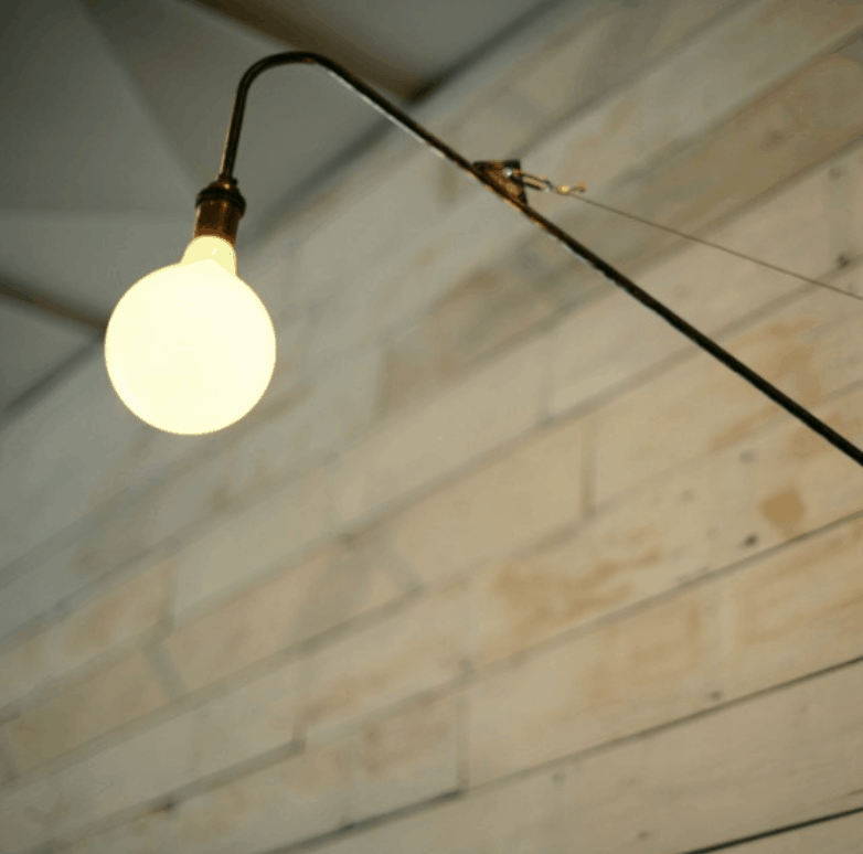 DAGNY Angler Rod Lamp