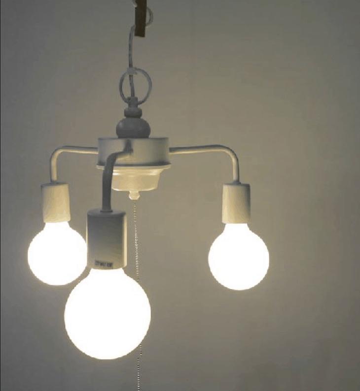 WALDEMAR Tri-minimalist Lamp