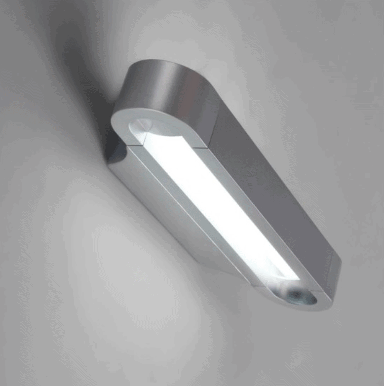 magda space shuttle lamp