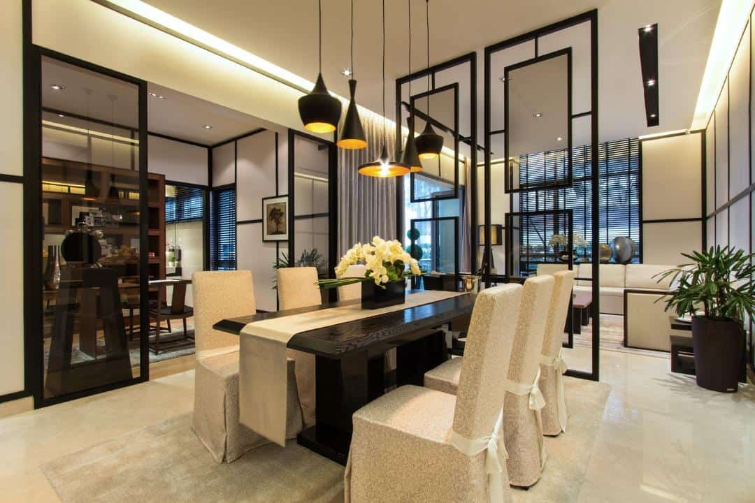 pendant lamps dining table condo
