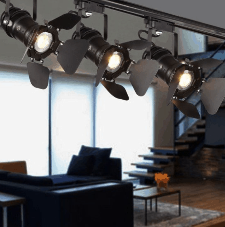 Caspurin Camera Flap Light Spotlight