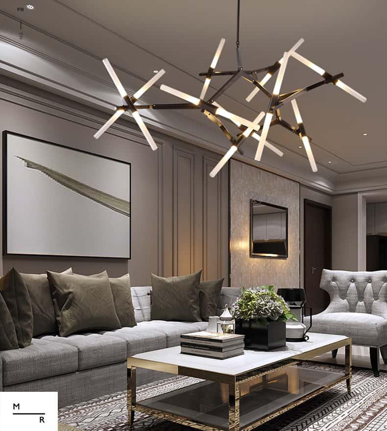 Hanging Lights For Living Room: Agnada Magic Branches Hanging Light