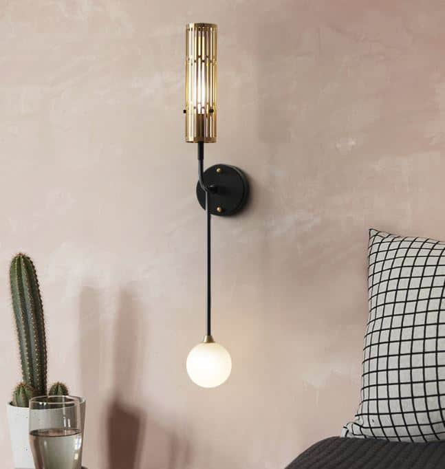 Vilhosa Best Of Twins Wall Lamp