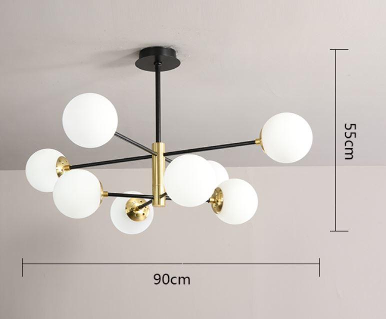 Eglliano Ball Pops Hanging Lamp